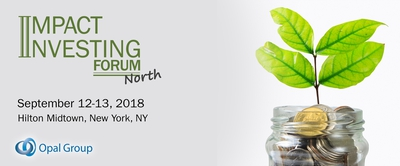 Impact Investing Forum North