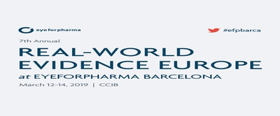 Real-World Evidence Europe at eyeforpharma Barcelona