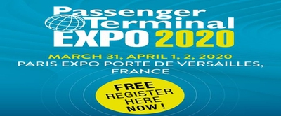 Passenger Terminal EXPO and Conference 2020: Paris, France