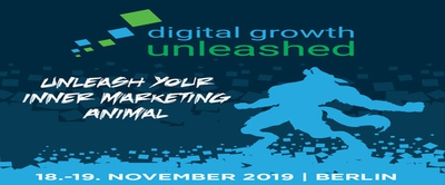 Digital Growth Unleashed Berlin 2019