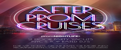 After Prom Cruises in New York City - Prom After Party Yacht