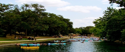 Comal River Float Day Trip