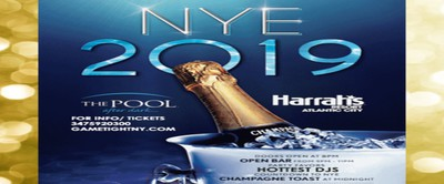 Harrahs Resort Pool Party New Years Eve 2019