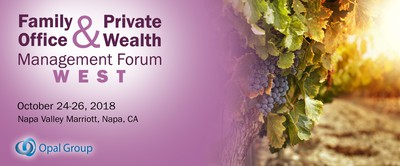 Family Office & Private Wealth Management Forum West