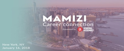 Mamizi Career Connection presented by General Assembly
