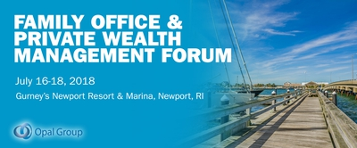 Family Office & Private Wealth Management Forum